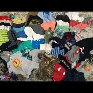 60 Baby Boy Clothes